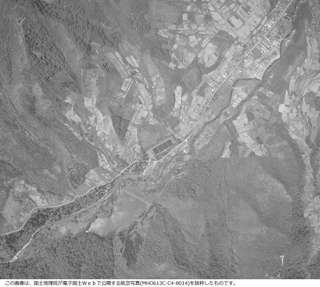 航空写真(昭和36年撮影)