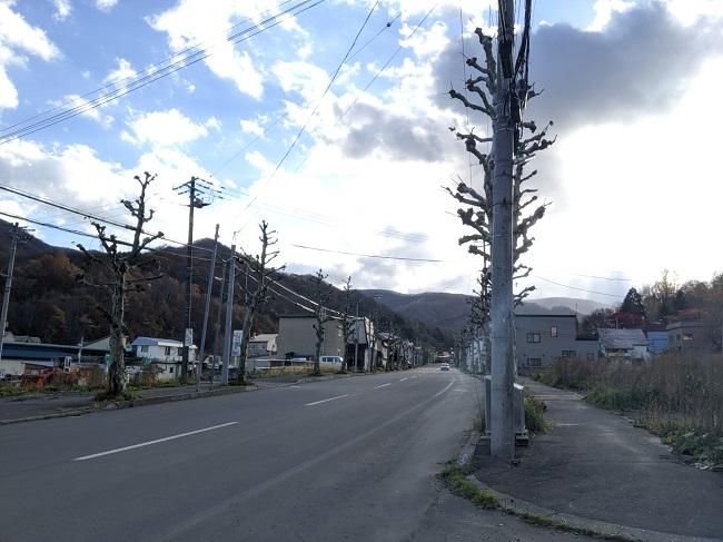 新小樽駅設置予定エリア周辺2