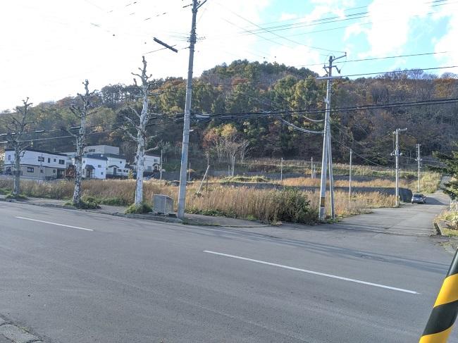 新小樽駅設置予定エリア周辺3