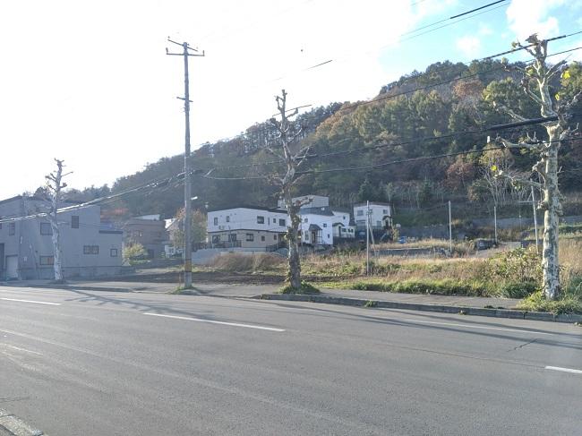 新小樽駅設置予定エリア周辺4