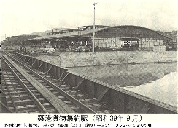 築港貨物集約駅