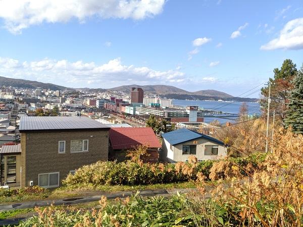 小樽築港周辺