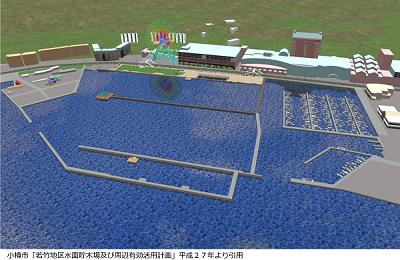 若竹地区計画