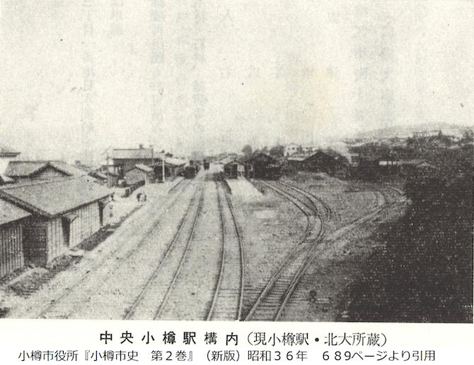 中央小樽駅
