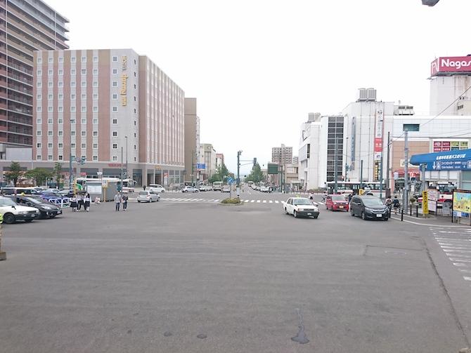 小樽中央通り