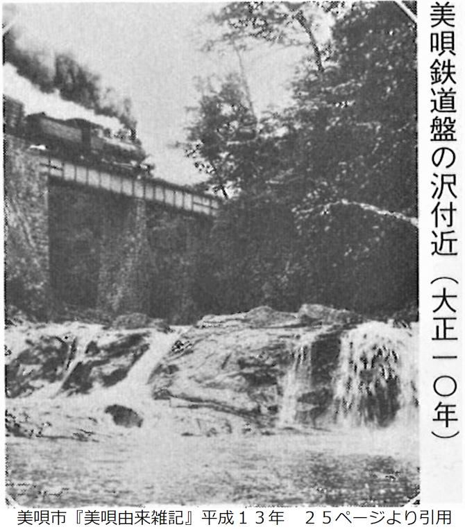 美唄鉄道沿の沢